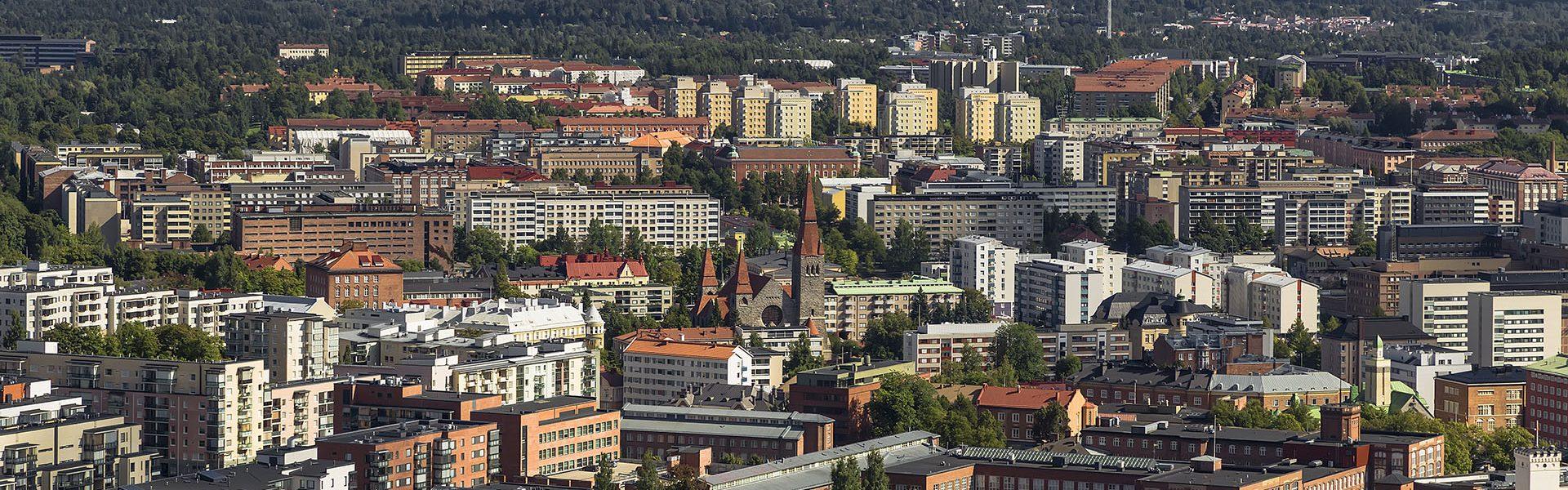 Kiinteistönhuoltopalvelut Tampereen seudulla
